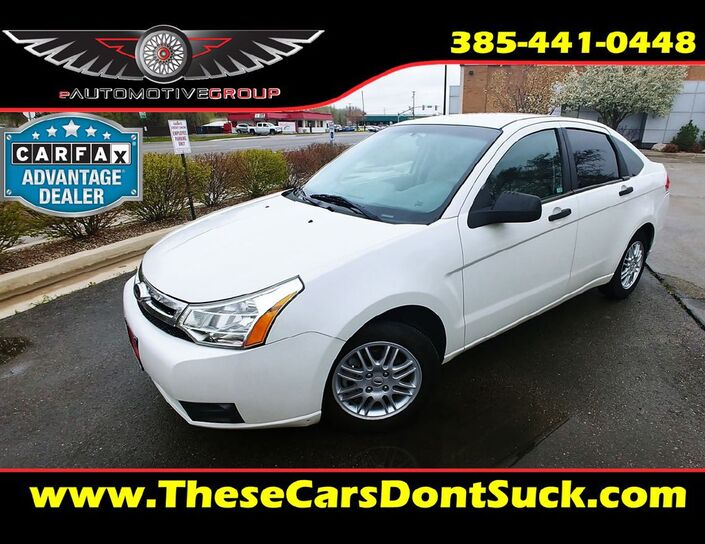 2011 FORD FOCUS SE Sandy UT