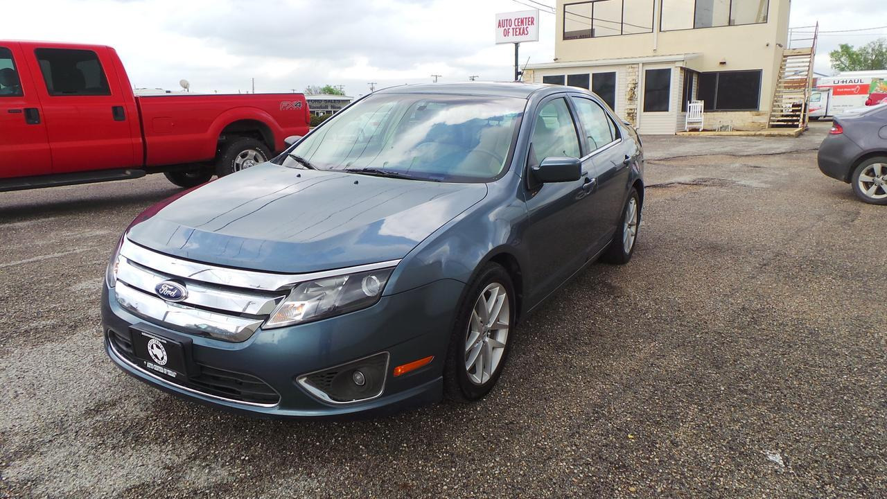 2011 FORD FUSION Terrell TX