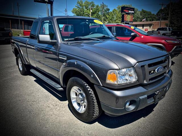 2011_FORD_RANGER SUPERCAB_SPORT 5 SPEED MANUAL TRANSMISSION_ Bridgeport WV