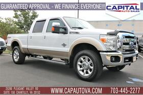 2011_FORD_SUPER DUTY F-250 SRW_Lariat_ Chantilly VA