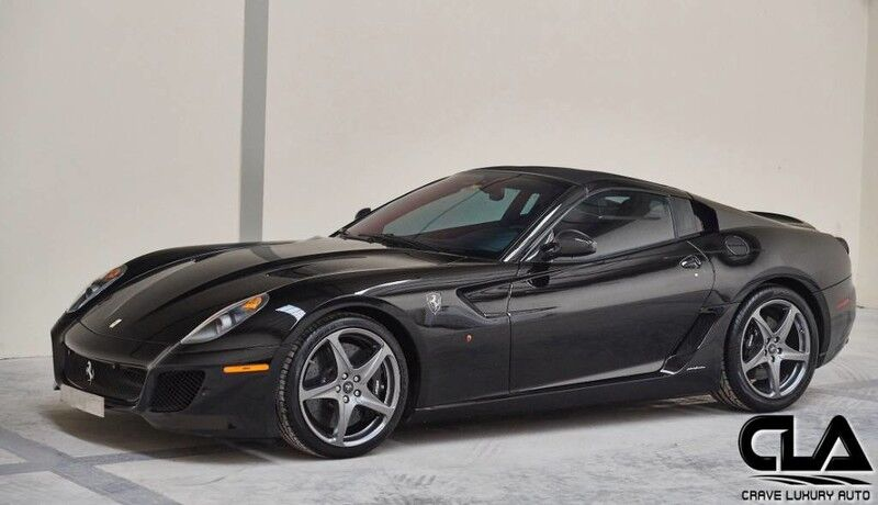 2011 Ferrari 599 Aperta The Woodlands TX