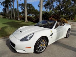 2011_Ferrari_California__ Dania Beach FL