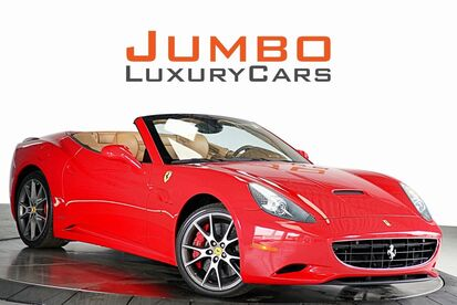 2011_Ferrari_California_Base_ Hollywood FL