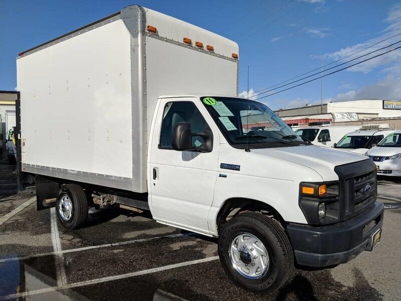 2011 Ford E-350 12FT Box Truck