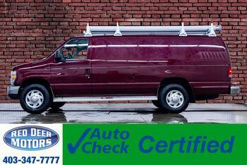 2011_Ford_E-350_Extended Cargo Van BCam Shelving_ Red Deer AB