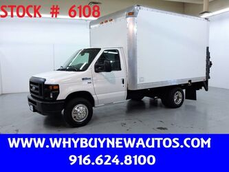 Ford E350 ~ 11ft. Box Van ~ Liftgate ~ Only 38K Miles! 2011