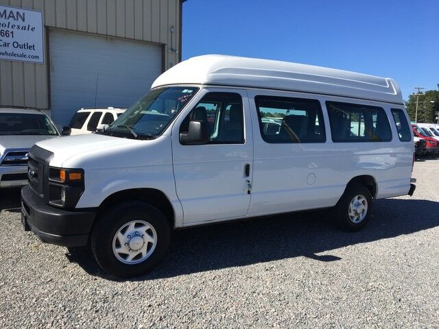 2011 Ford E350 Extended Hightop Wheelchair Van Commercial Ashland VA