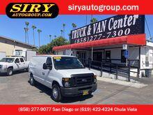 2011_Ford_Econoline Cargo Van_Commercial_ San Diego CA