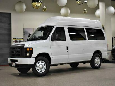 2011_Ford_Econoline E-250_Wheelchair Van_ Boston MA
