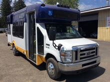 2011_Ford_Econoline_E450 Bus- Disability Access_ Spokane WA