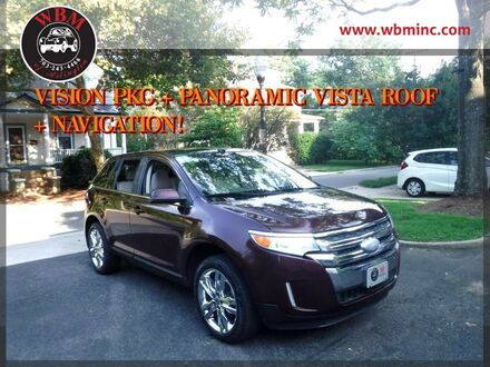 2011_Ford_Edge_AWD Limited_ Arlington VA