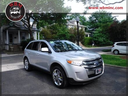 2011_Ford_Edge_AWD Limited_ Arlington VA