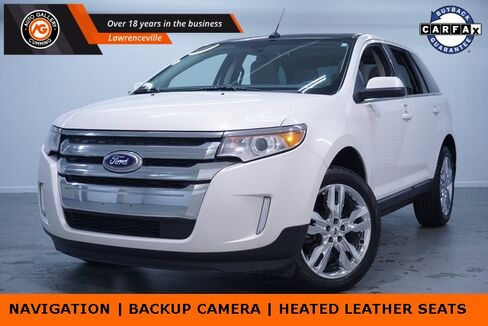 2011_Ford_Edge_Limited_ Gainesville GA