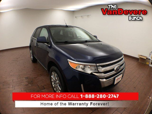 2011 Ford Edge Limited Akron OH