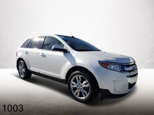 2011_Ford_Edge_Limited_ Belleview FL