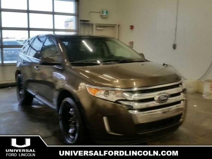 2011 Ford Edge Limited Calgary AB