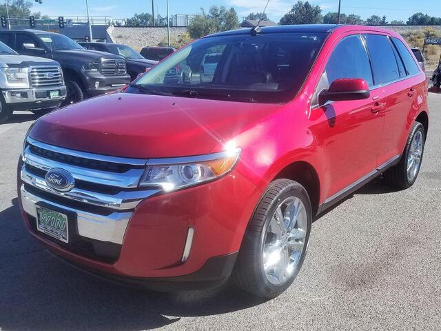 2011 Ford Edge Limited Idaho Falls ID