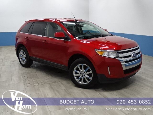 2011 Ford Edge Limited Plymouth WI