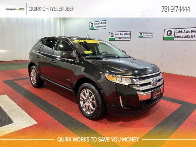 2011 Ford Edge Limited Braintree MA