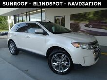 2011_Ford_Edge_Limited_ Raleigh NC