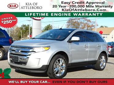 2011_Ford_Edge_Limited_ South Attleboro MA