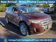 2011 Ford Edge Limited South Burlington VT