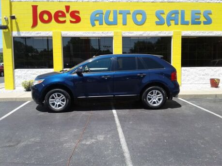 2011_Ford_Edge_SE FWD_ Indianapolis IN
