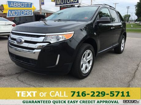 2011 Ford Edge SEL AWD w/Heated Leather Buffalo NY