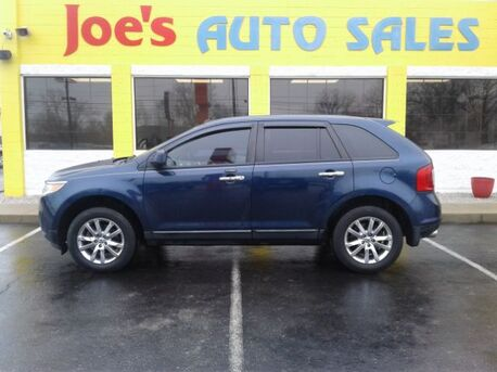 2011_Ford_Edge_SEL FWD_ Indianapolis IN