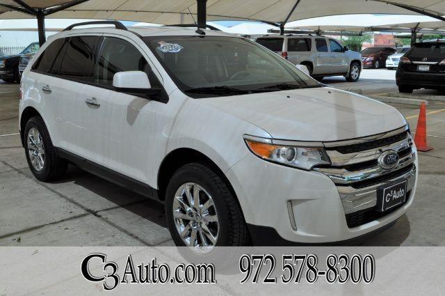 2011 Ford Edge SEL Plano TX