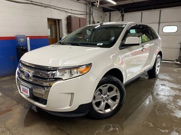 2011_Ford_Edge_SEL_ Worcester MA