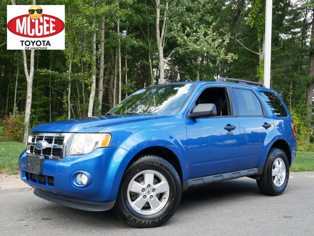 2011_Ford_Escape_4WD 4dr XLT_ Hanover MA