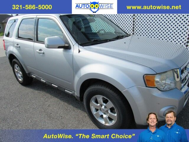 2011 Ford Escape 4WD LIMITED Limited Melbourne FL