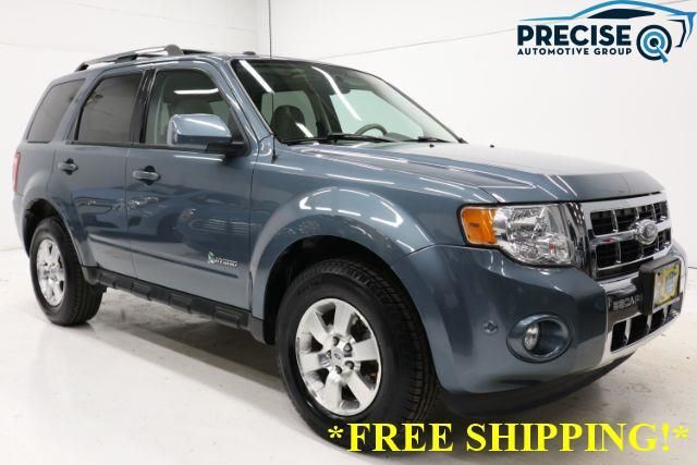 2011 Ford Escape Hybrid Limited 4WD Chantilly VA