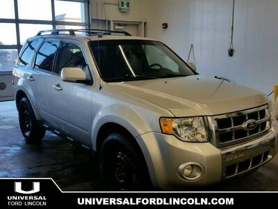 2011_Ford_Escape_Limited  - Leather Seats -  Bluetooth_ Calgary AB