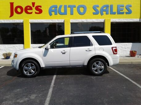 2011_Ford_Escape_Limited 4WD_ Indianapolis IN
