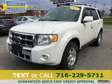 2011_Ford_Escape_Limited 4WD w/Leather_ Buffalo NY