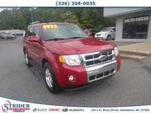 2011_Ford_Escape_Limited_ Asheboro NC