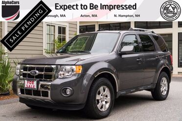 2011_Ford_Escape_Limited_ Boxborough MA