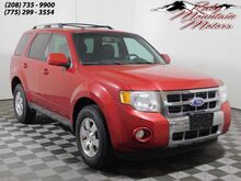 2011_Ford_Escape_Limited_ Elko NV
