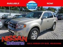 2011_Ford_Escape_Limited_ Melbourne FL