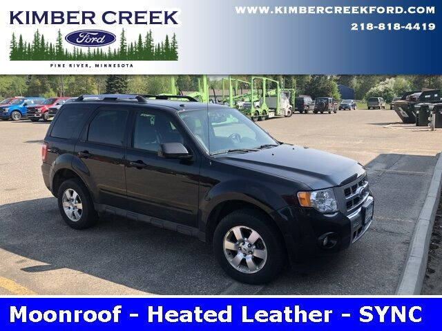 2011 Ford Escape Limited Pine River MN