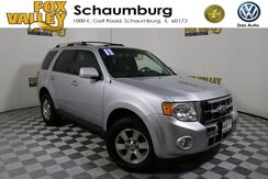 2011_Ford_Escape_Limited_ Schaumburg IL