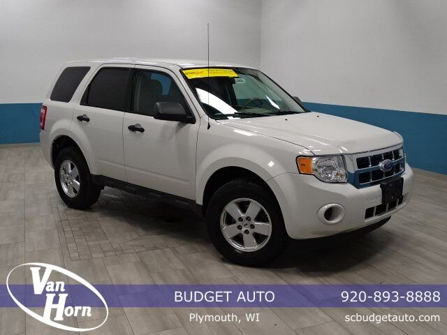 2011 Ford Escape XLS Plymouth WI