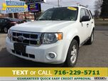 2011 Ford Escape XLT 4WD V6 w/Low Miles