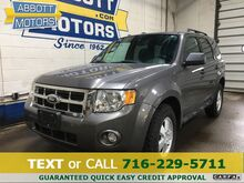 2011_Ford_Escape_XLT 4WD w/Low Miles & Moonroof_ Buffalo NY