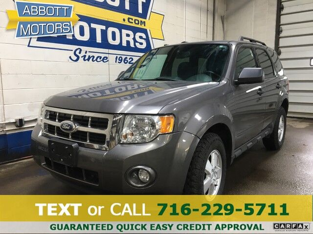 2011 Ford Escape XLT 4WD w/Low Miles & Moonroof Buffalo NY
