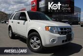 2011 Ford Escape XLT, A Oxford White Exterior