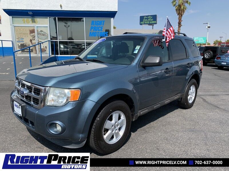 2011 Ford Escape XLT AWD Las Vegas NV