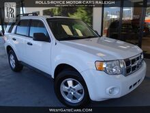 2011_Ford_Escape_XLT_ Raleigh NC